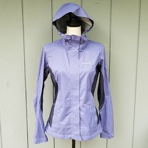 Columbia Omni-Wick Waterproof Rain Jacket
